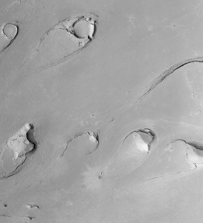 Athabasca 'Islands'